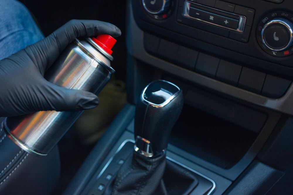 auto klimaanlagen reinigungsspray