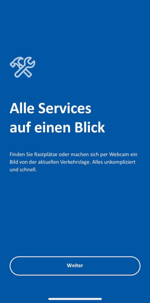 autobahn app rastplatz services