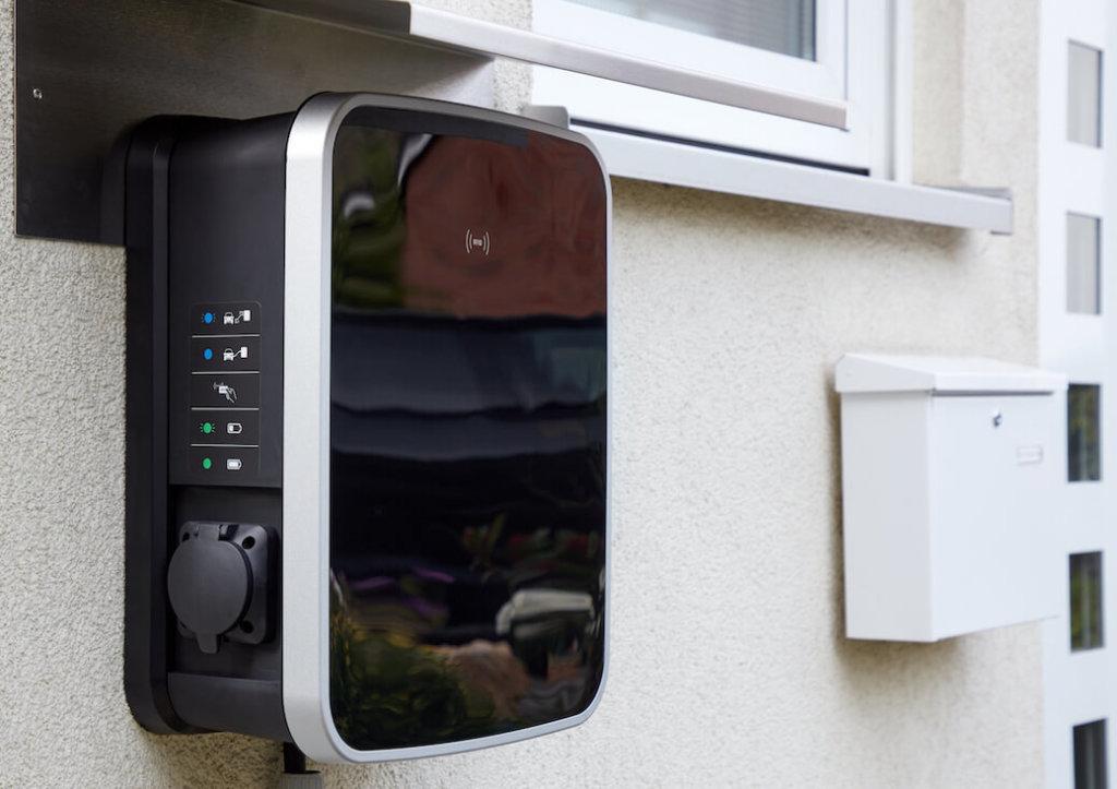 smarte wallbox fuer zuhause