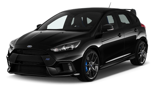 ford focus rs frontansicht