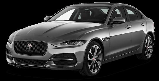 jaguar xe frontansicht