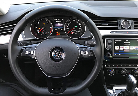Oryginał VW Passat Leasing - Top Angebote auch ohne Anzahlung HJ91