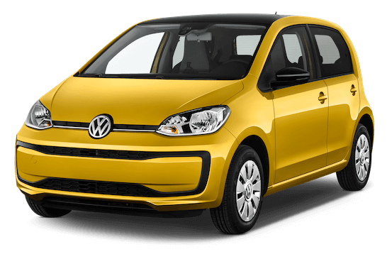 vw up frontansicht