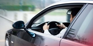 leasingauto fahren