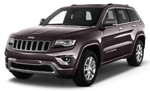 jeep grand cherokee frontansicht