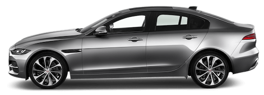 jaguar xe seitenansicht