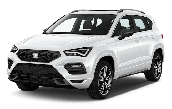 seat ateca frontansicht