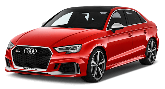 audi rs3 frontansicht