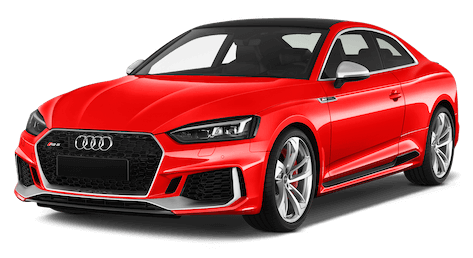 audi rs5 frontansicht