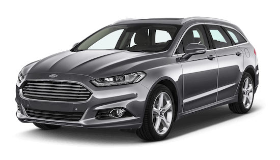 ford mondeo kombi frontansicht