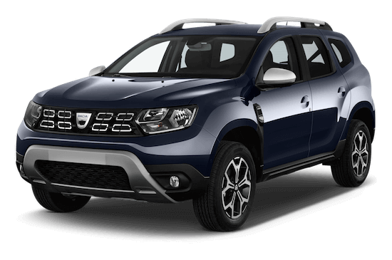 dacia duster frontansicht
