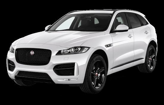 jaguar f pace frontansicht
