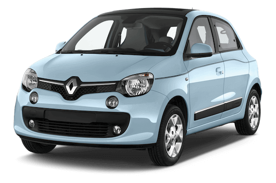 renault twingo frontansicht