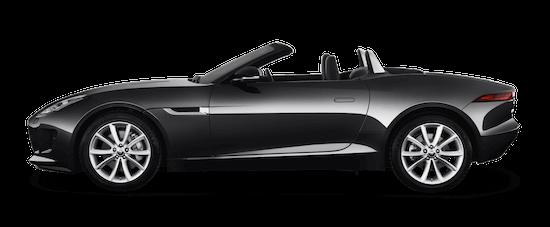 jaguar f type seitenansicht
