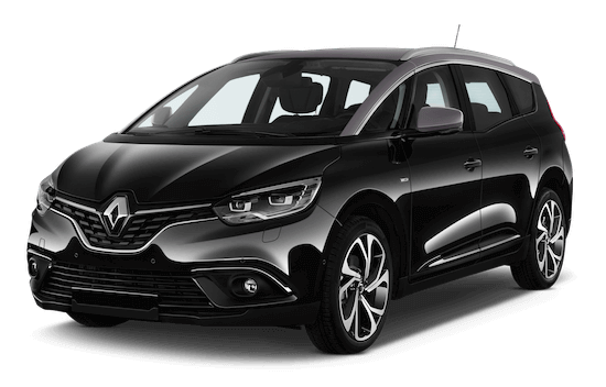 renault grand scenic frontansicht
