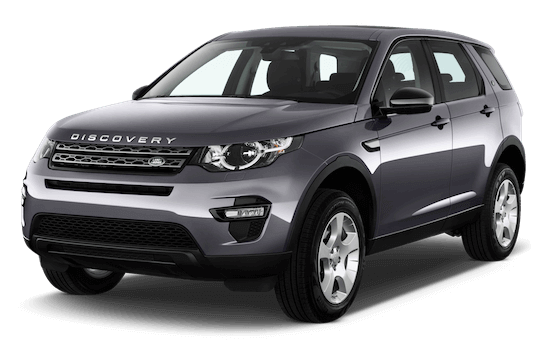 land rover discovery sport frontansicht