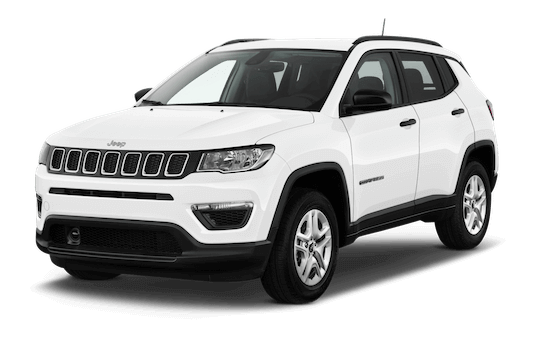 jeep compass frontansicht