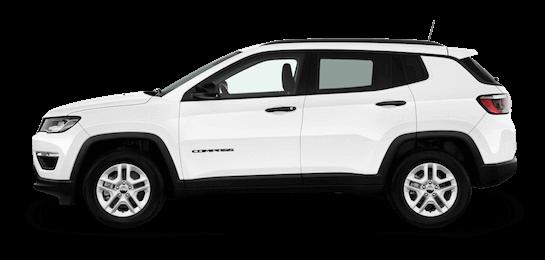 jeep compass seitenansicht