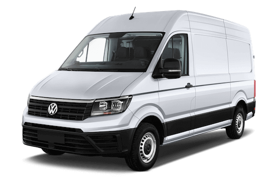 vw crafter frontansicht