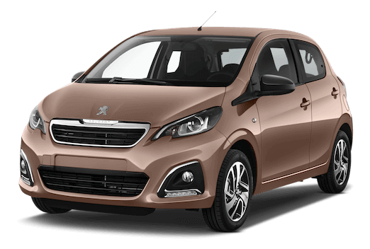 peugeot 108 frontansicht