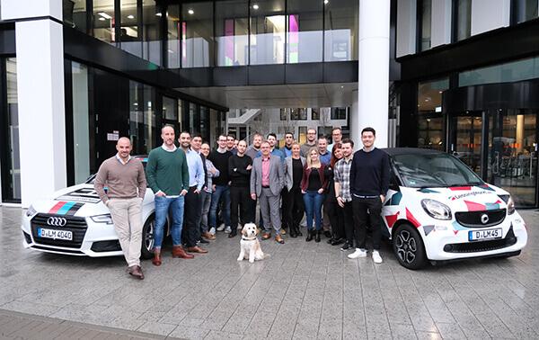 Das Team hinter LeasingMarkt.de