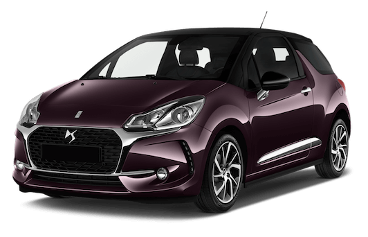 ds 3 frontansicht