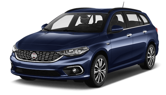 fiat tipo kombi frontansicht