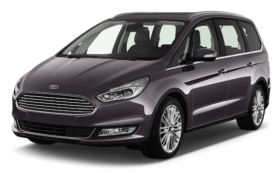 ford galaxy frontansicht