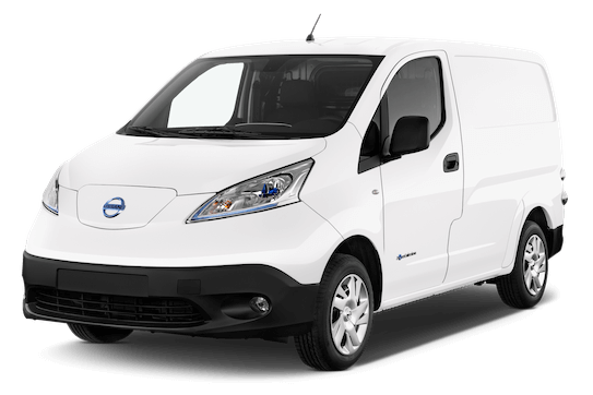 nissan nv 200 frontansicht