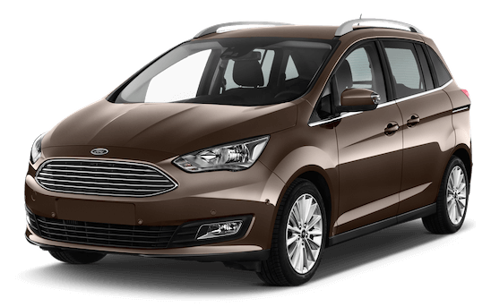 ford grand c max frontansicht