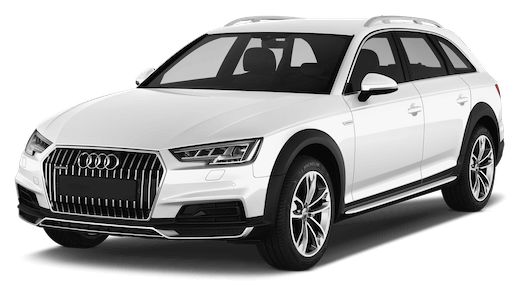 audi a4 allroad frontansicht