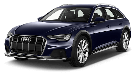 audi a6 allroad frontansicht