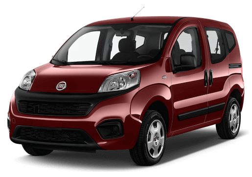 fiat qubo frontansicht