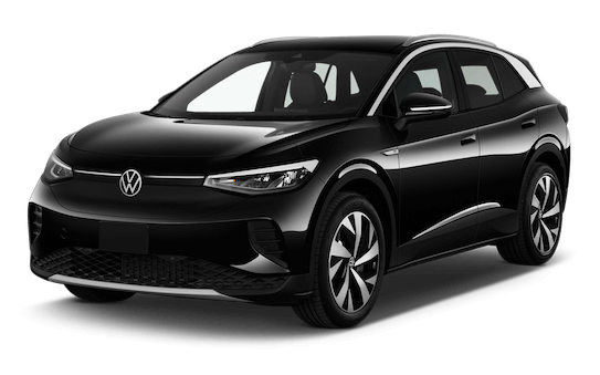 vw id4 frontansicht