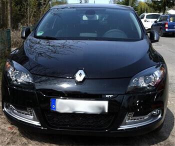 Front vom Renault Megane