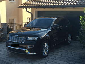 grand cherokee von jeep