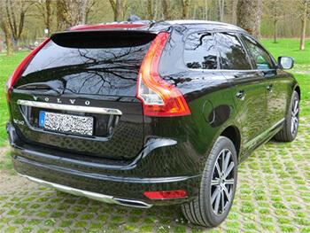 volvo xc60 schwarz